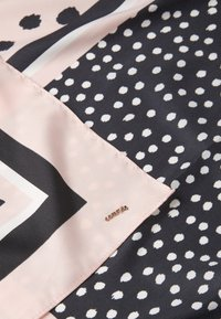 comma - Foulard - rosewood placed print - 5