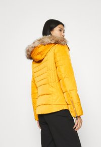 Esprit - JACKET - Winter jacket - brass yellow - 2