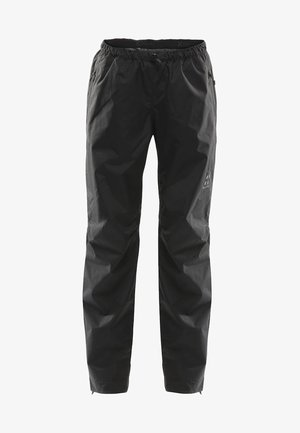 Trousers - true black