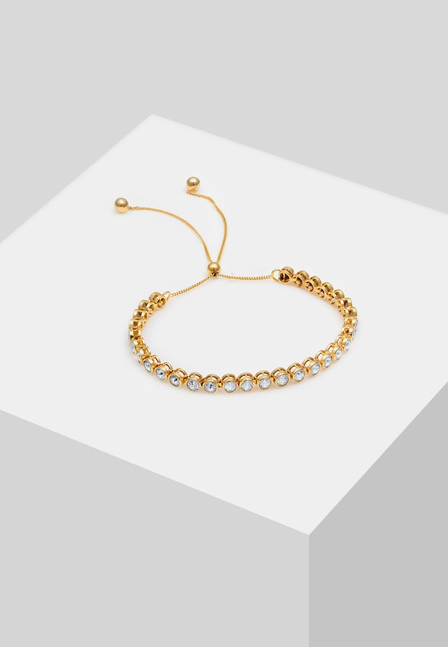 TENNIS - Armband - gold-coloured
