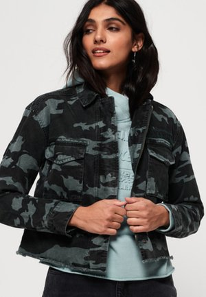 RILEY ROOKIE  - Denim jacket - green
