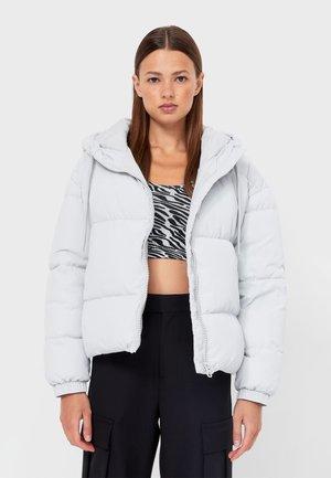 MIT KAPUZE - Vinterjakker - grey