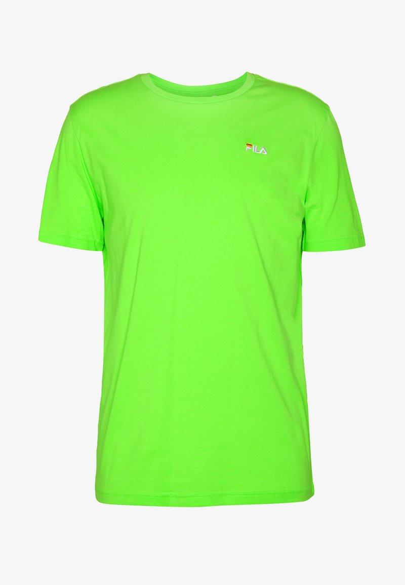 Fila UNWIND - T-Shirt basic - sharp green/grün Z2tnUv