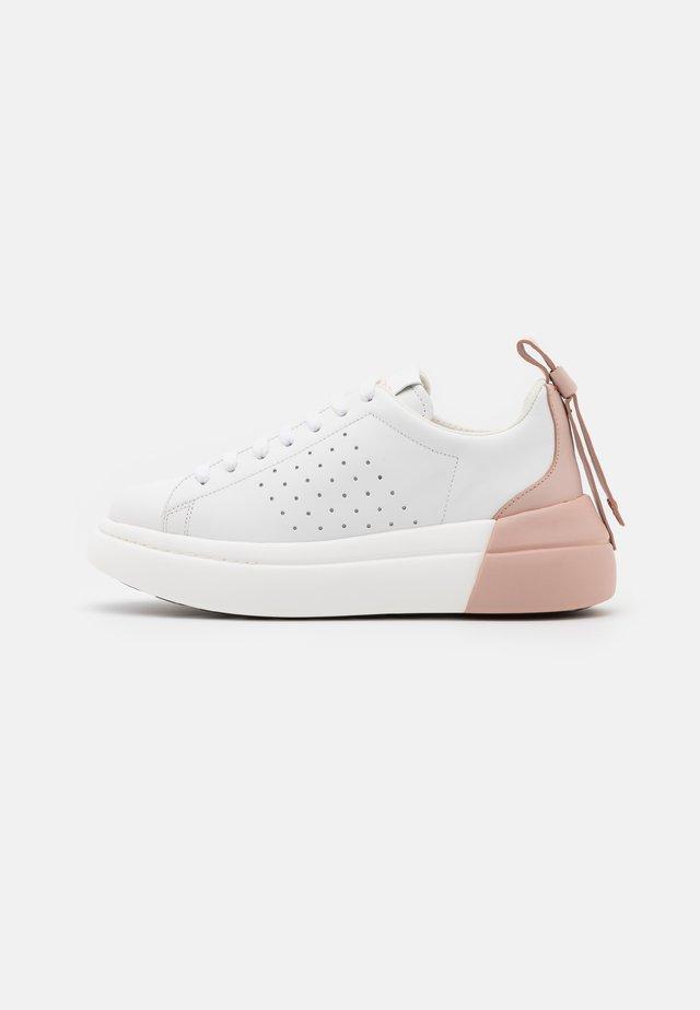 Zapatillas - bianco/nude