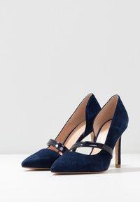 Zign - Escarpins à talons hauts - dark blue - 4
