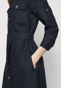 Marella - PENNY - Košilové šaty - blu - 6