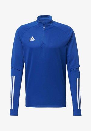 CONDIVO 20 PRIMEGREEN TRACK - Bluzka z długim rękawem - royal blue