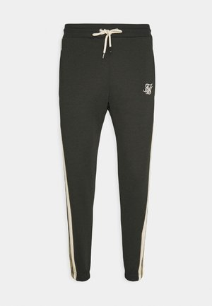 PREMIUM TAPE TRACK PANT - Trainingsbroek - black/off white