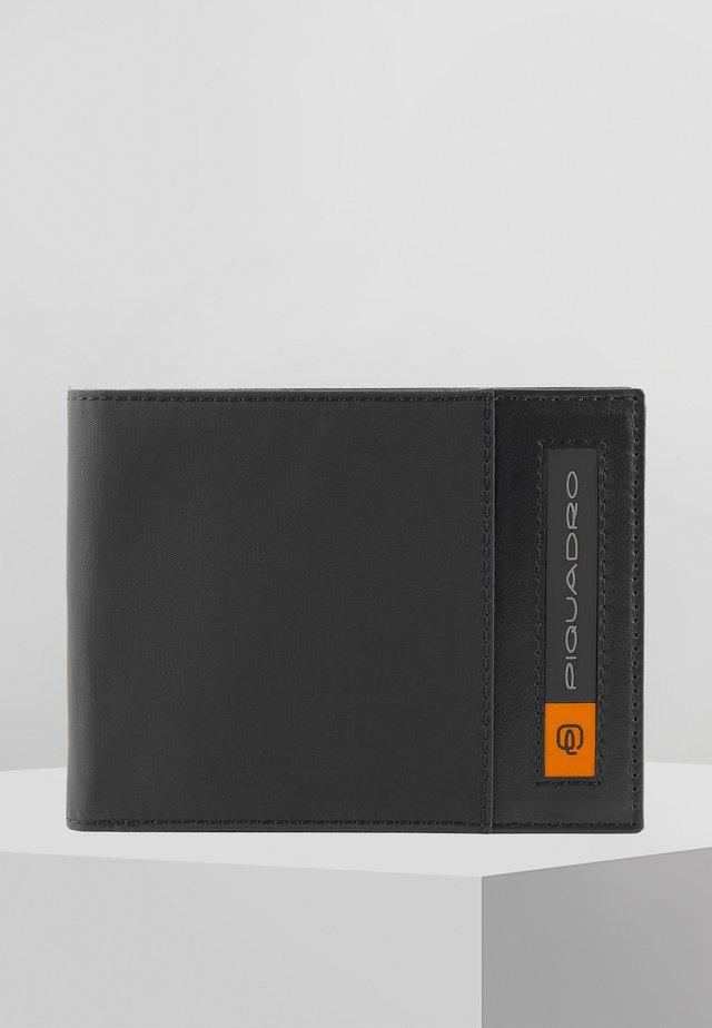 PQ-BIOS GELDBÖRSE 13 CM - Geldbörse - black