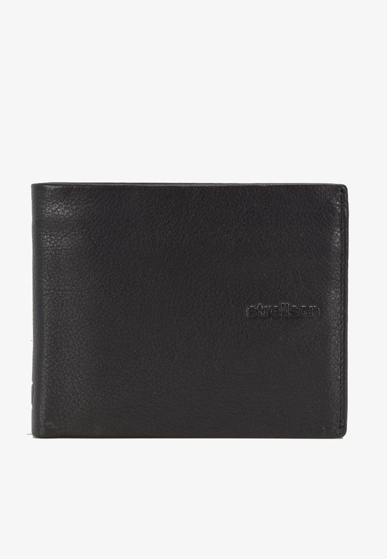 Strellson - NECK LABEL - Wallet - black