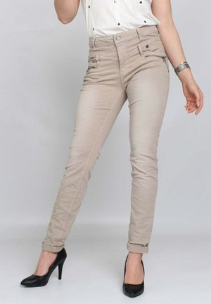 FLORIDA  - Slim fit jeans - taupe