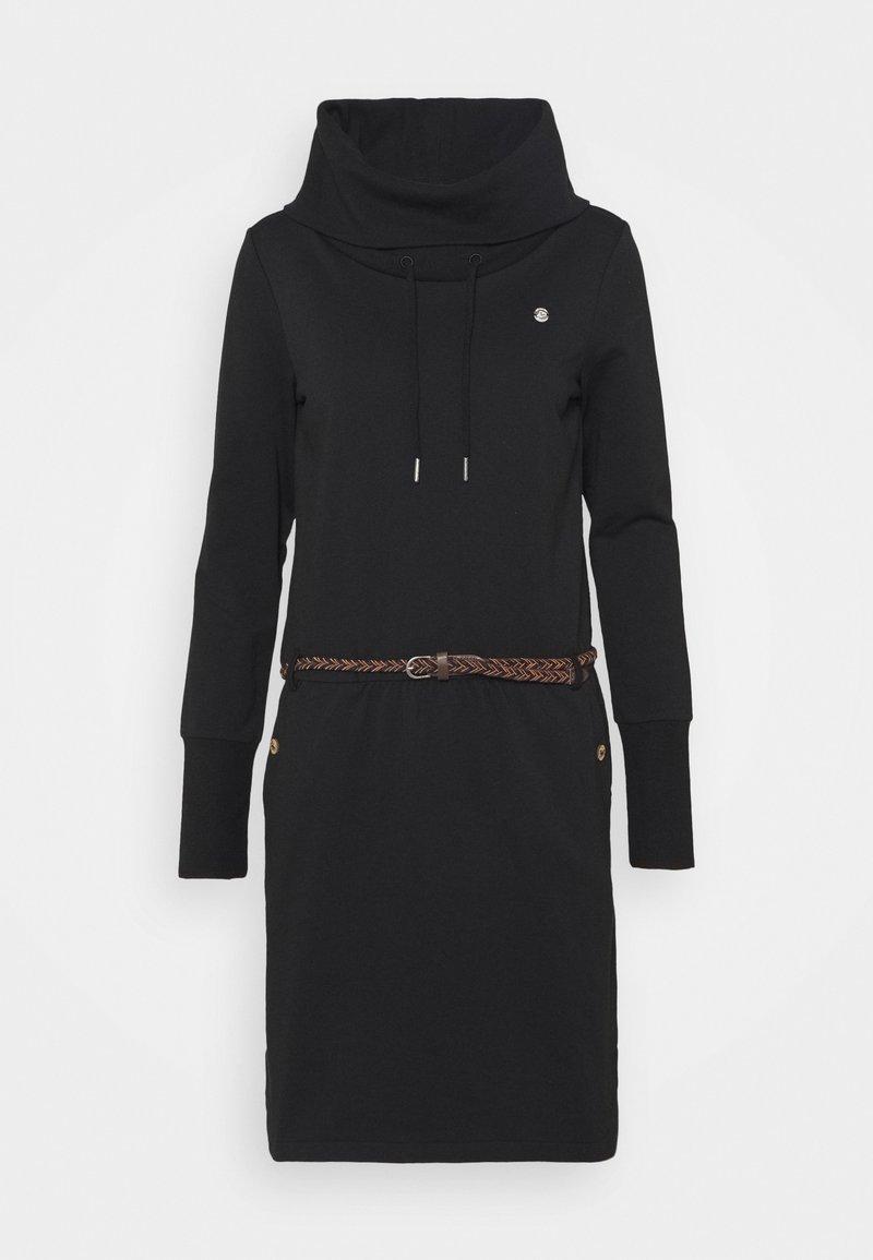 Ragwear - LAURRA - Day dress - black