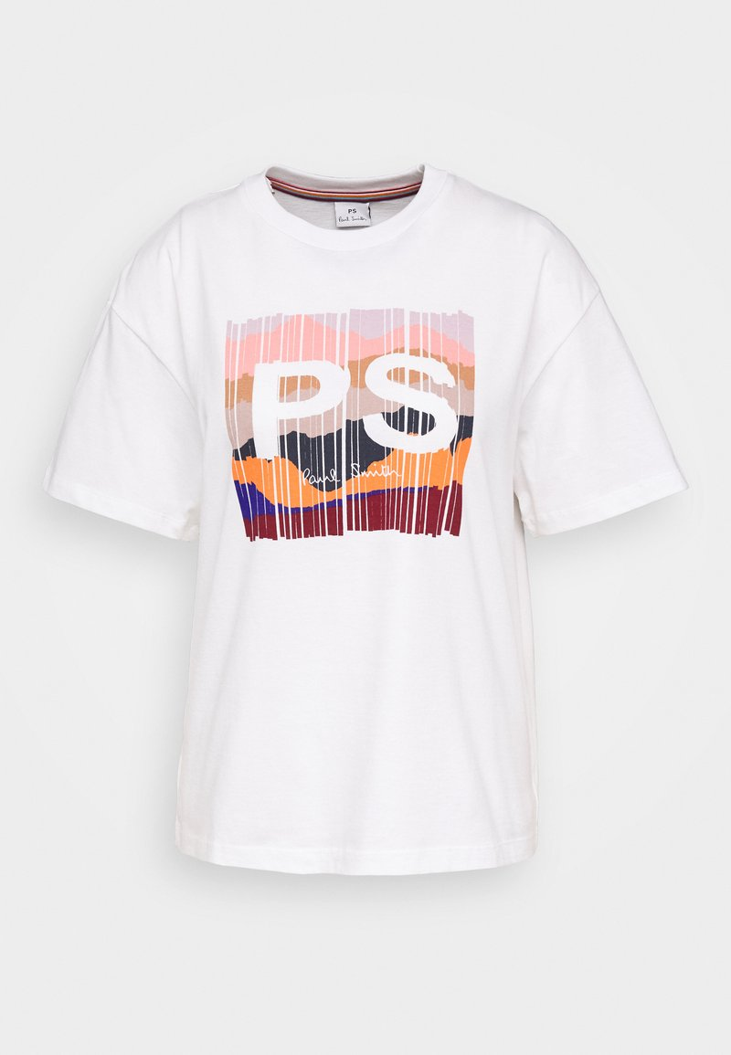 PS Paul Smith - T-shirt imprimé - white