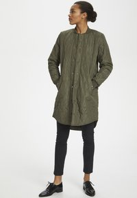 Kaffe - Short coat - grape leaf - 1