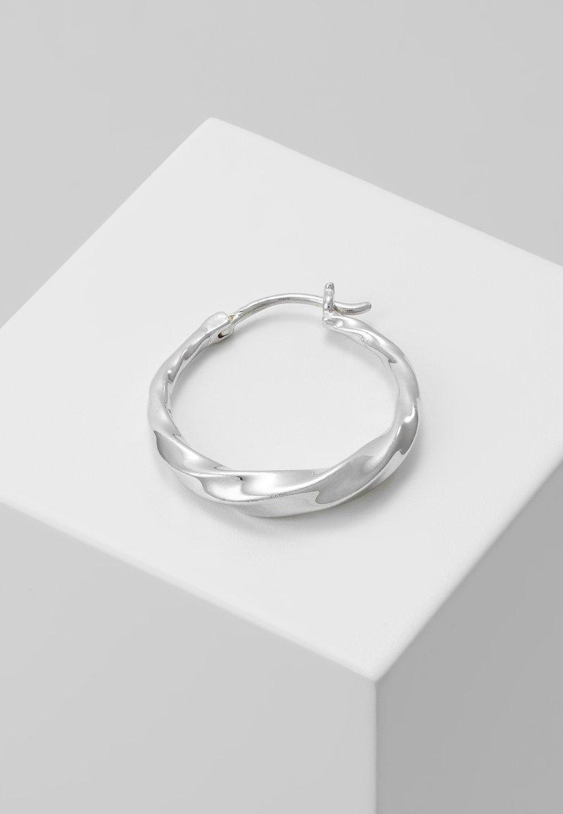 Maria Black - SADIE HOOP EARRING - Earrings - silver