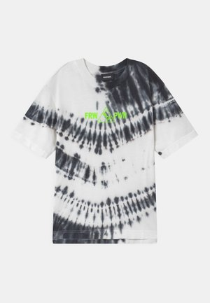 OVER UNISEX - T-shirt print - nero