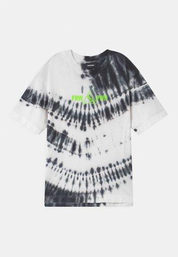 OVER UNISEX - Print T-shirt - nero