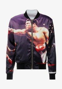 Diamond Supply Co. - FIGHT REVERSIBLE JACKET - Summer jacket - multi-coloured - 6