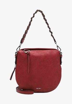 LUZY - Handbag - red