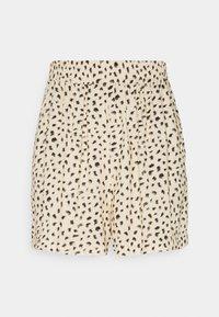 EDITED - EMBER - Shorts - beige/black - 0
