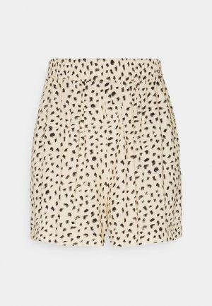 EMBER - Shorts - beige/black