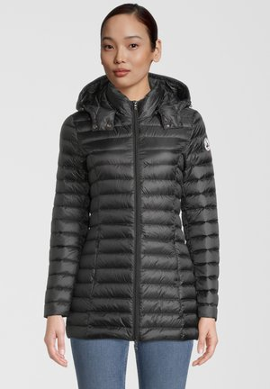 NOUR - Down coat - black