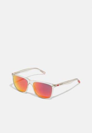 UNISEX - Sunglasses - gelb/bordeaux