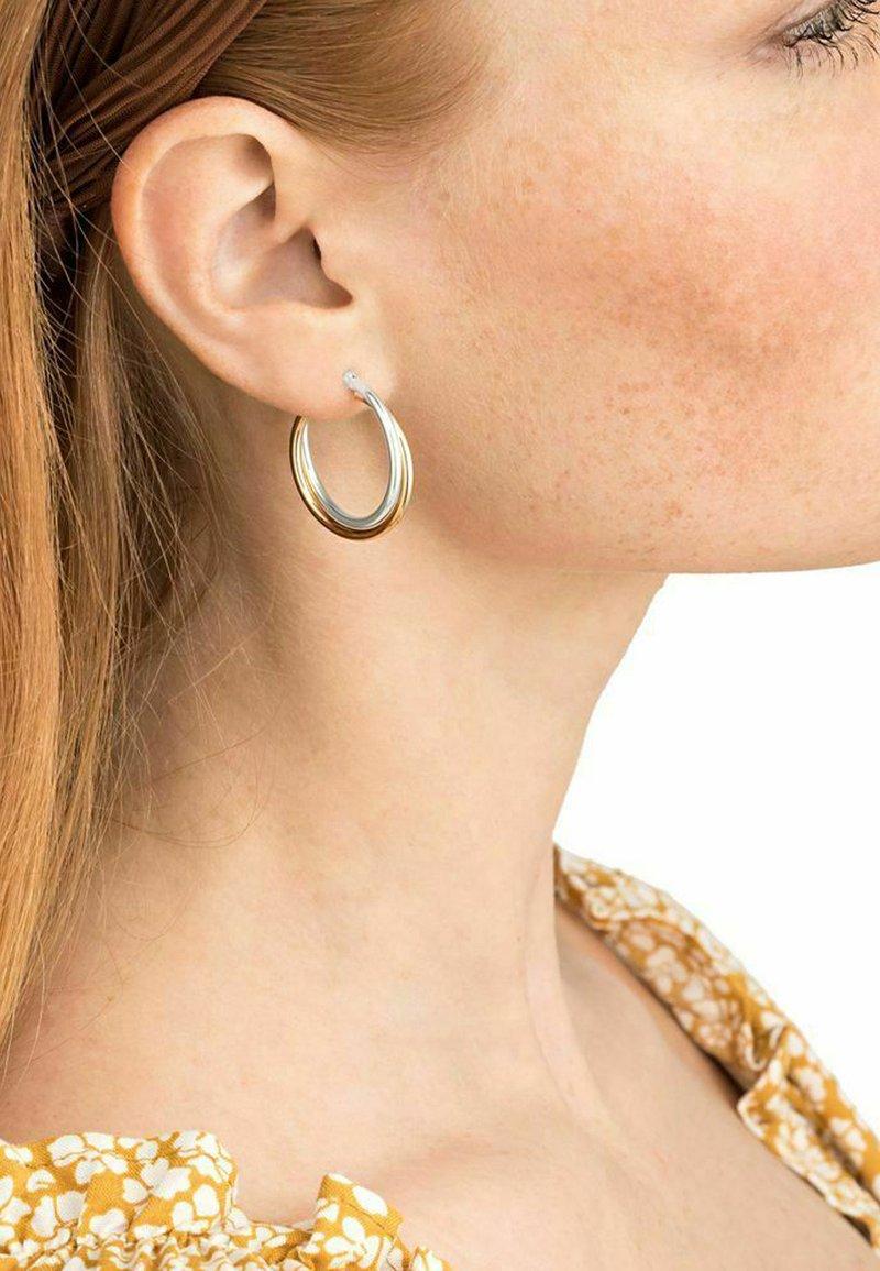 NOELANI - Earrings - bicolor