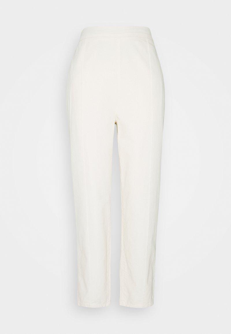 EDITED - ALICE PANTS - Kalhoty - gelb