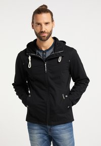 Schmuddelwedda - FUNKTIONS - Outdoor jacket - schwarz - 0