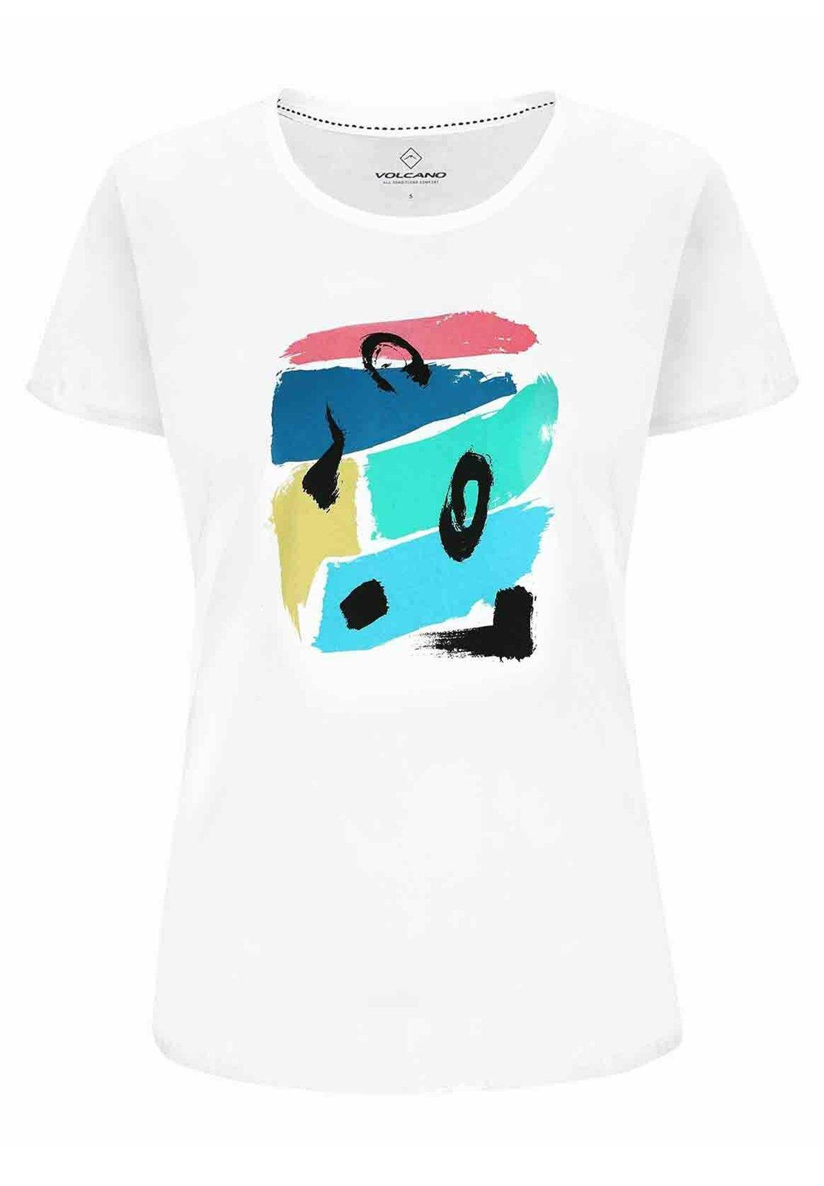 Damen T-PUZZA - T-Shirt print