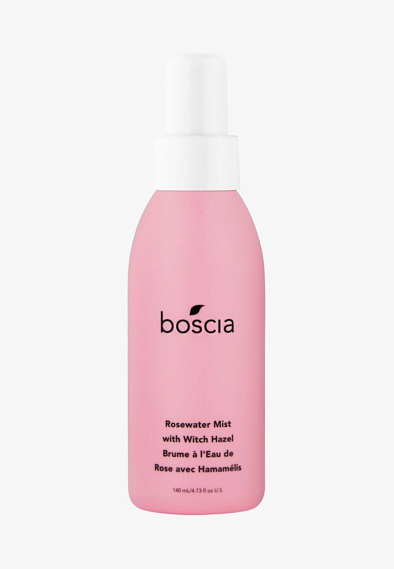 Boscia - ROSEWATER MIST WITH WITCH HAZEL - Toner - clear