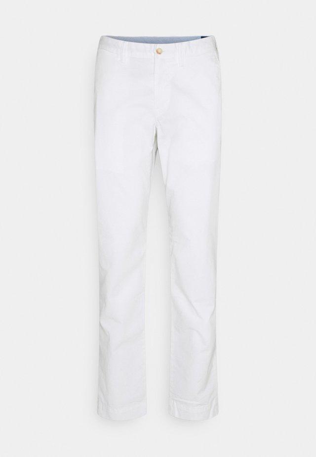 BEDFORD PANT - Pantalones chinos - pure white