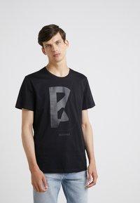 Bogner - ROC - T-shirt z nadrukiem - black - 0