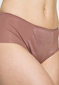 Triumph - ESSENTIAL MINIMIZER HIPSTER - Pants - rose brown - 4