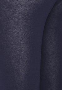 Anna Field Tall - 2 PACK - Leggings - Trousers - black/dark blue - 3