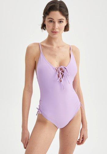Bañador - purple