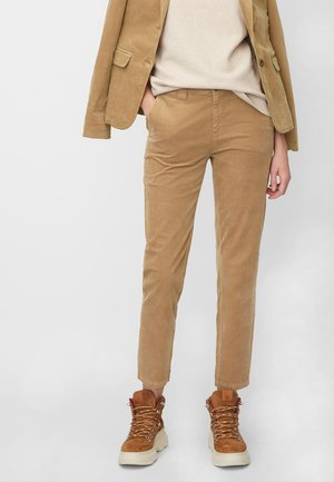 TORNA - Trousers - brown
