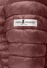 Frieda & Freddies - Light jacket - rose wood - 2