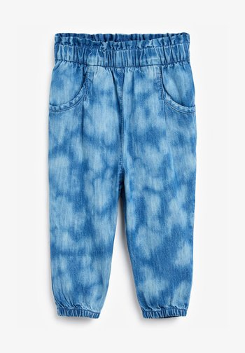 Relaxed fit jeans - multi coloured