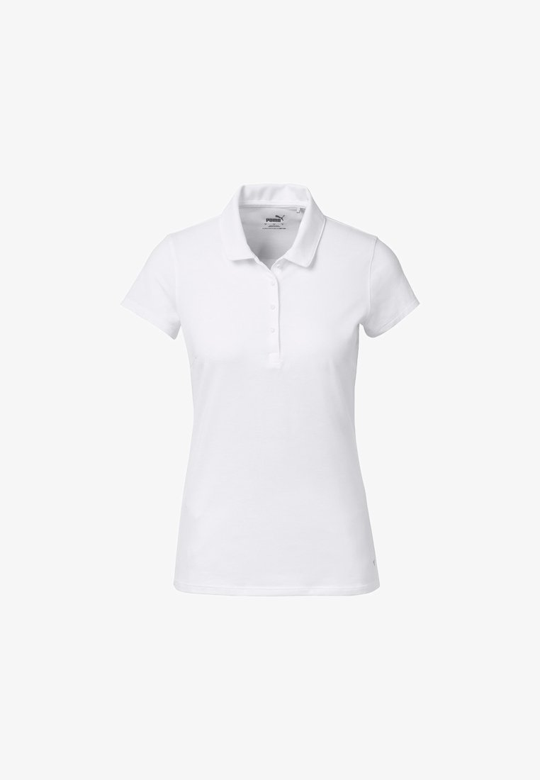Puma - FUSION  - Polo shirt - bright white