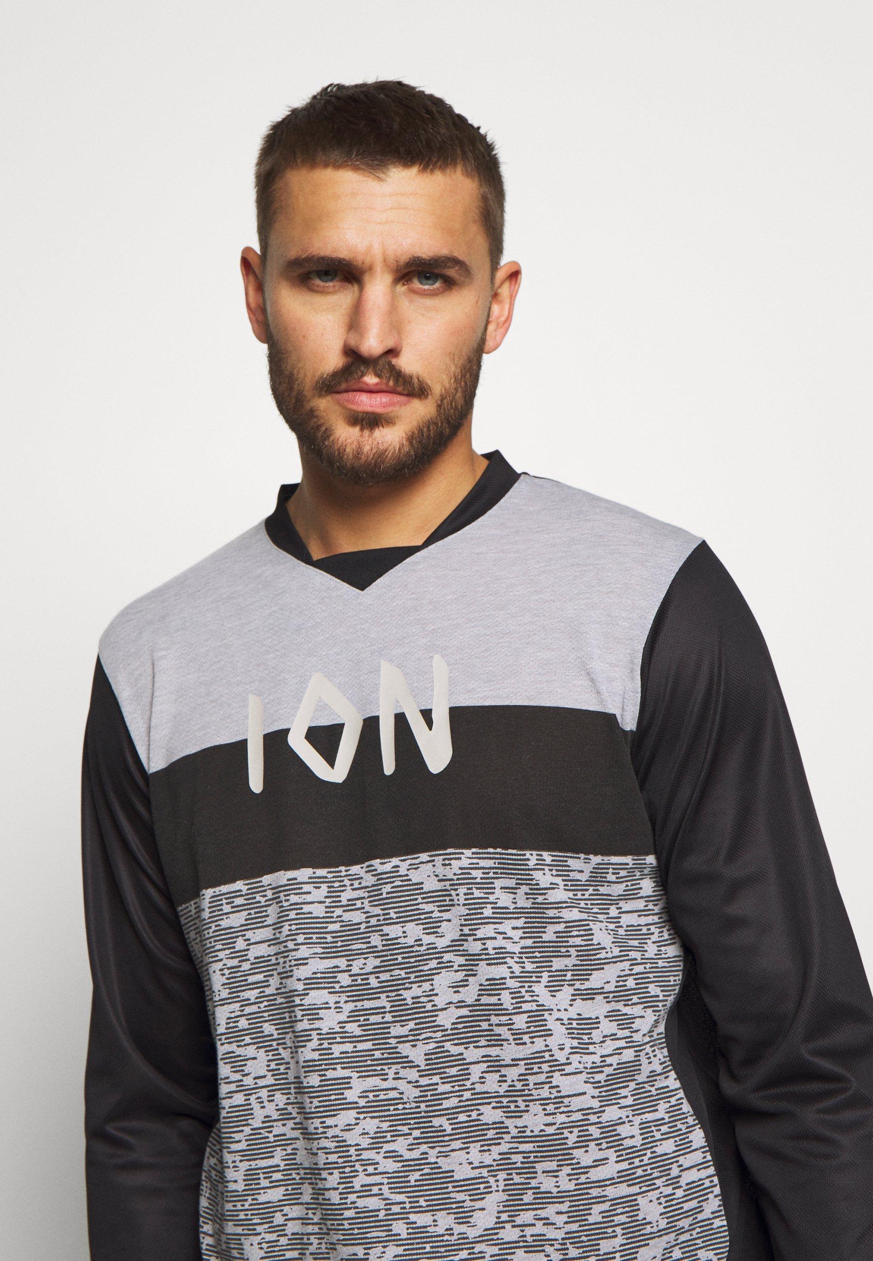 ION TEE SCRUB - T-shirt de sport - black