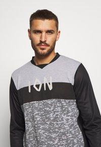 ION - TEE SCRUB - Sports shirt - black - 3