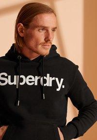 Superdry - Hoodie - black - 3