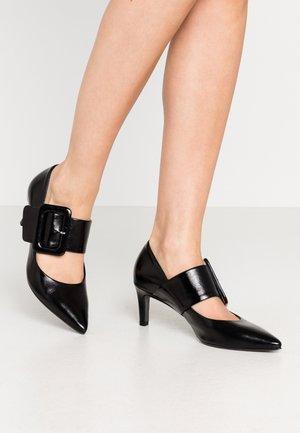 ENNY - Classic heels - schwarz