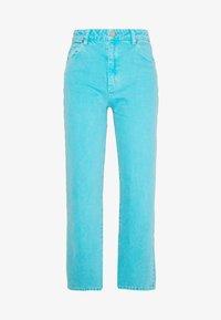 VENICE  - Straight leg jeans - bora blue