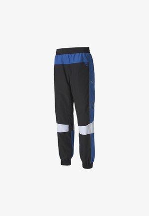 SCUDERIA FERRARI RACE STREET - Trousers - black