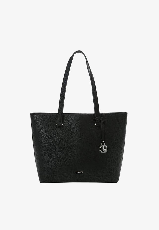 MAXIMA  - Tote bag - black