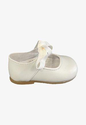 MERCEDITAS LAZO - Zapatos de bebé - crudo