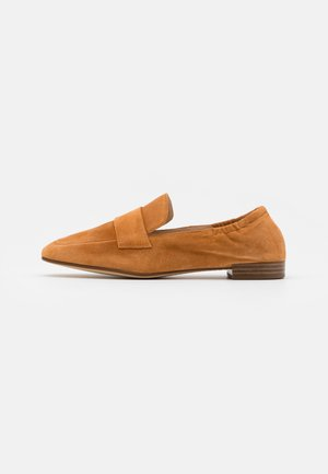 Slip-ons - curry